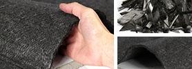 Non-Woven Carbon FIbre Thumbnail