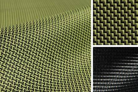 Hybrid Carbon Fibre Cloth Thumbnail