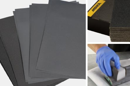 Mirka Abrasive Paper Thumbnail