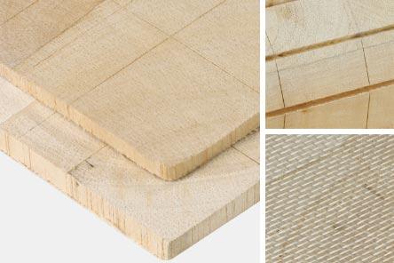 Natural Core Materials Thumbnail