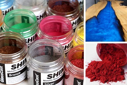 Metallic (Pearl Effect) Pigment Powders Thumbnail