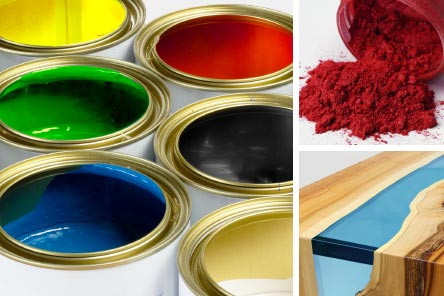 Pigments & Dyes Thumbnail