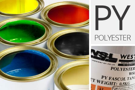 Polyester Solid Colour Pigment Thumbnail