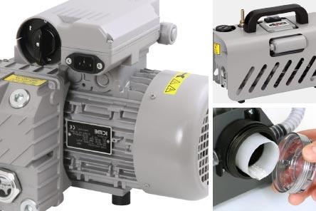 Vacuum Pumps & Add-Ons Thumbnail