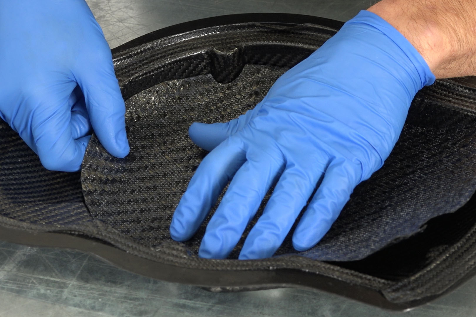 Introduction to Out-of-Autoclave Prepreg Carbon Fibre