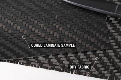 450g 2x2 Twill 12k Carbon Fibre Cloth