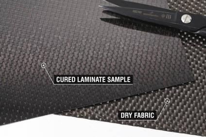 375g 5HS 6k Carbon Fibre Cloth