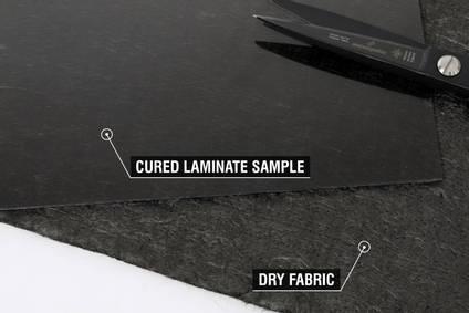 300g Carbon Fibre Non-Woven Mat