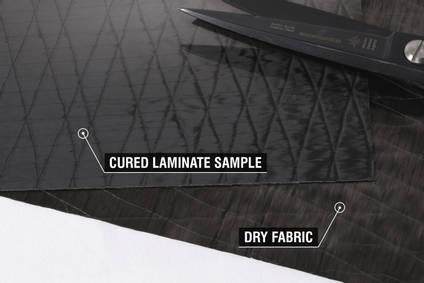 250g Unidirectional Carbon Fibre Cloth
