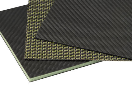 Carbon Fibre Sheet Types Spread Shot