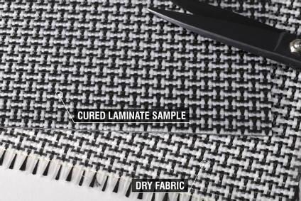 200g Plain Weave 3k Carbon Innegra Cloth