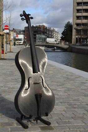 Carbon Fibre Cello