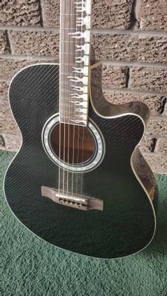 Carbon Fibre Guitar