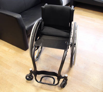 Caron Fibre Wheelchair Seat Fix