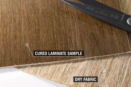 200g Unidirectional Flax Fibre Tape