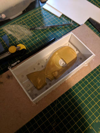 Making a Silicone Mould