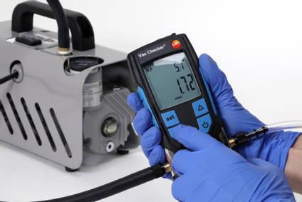 Vac-Checker-Precision-Digital-Vacuum-Gauge