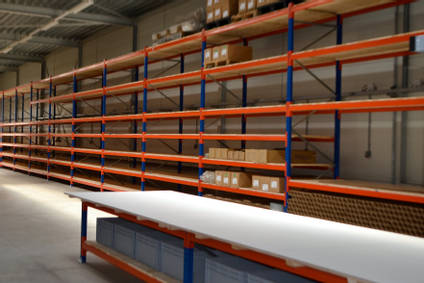 First Deliveries of Stock Start Arriving in EU Warehouse
