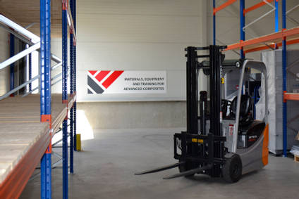 Our New Stihl Fork Lift Truck