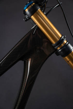 Sequence Carbon Fibre Downhill Bike Headtube