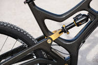 Carbon Fibre Bike Frame Close Up Thumbnail