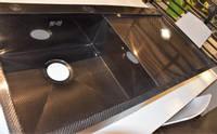 Carbon Fibre V Weave Sink Thumbnail