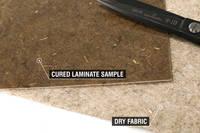 300g Non-Woven Flax Fibre Mat Thumbnail