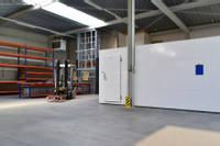 First of our Custom Built Viessmann Prepreg Freezers Thumbnail