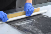 Prepreg carbon fibre
