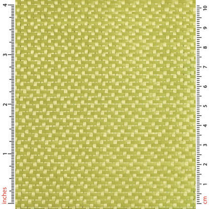 175g Satin Weave Kevlar Cloth Fabric with Rulers