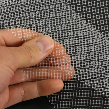 FM100 Infusion Mesh in Hand