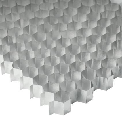 "19.1mm (3/4"") Cell Aluminium Honeycomb"