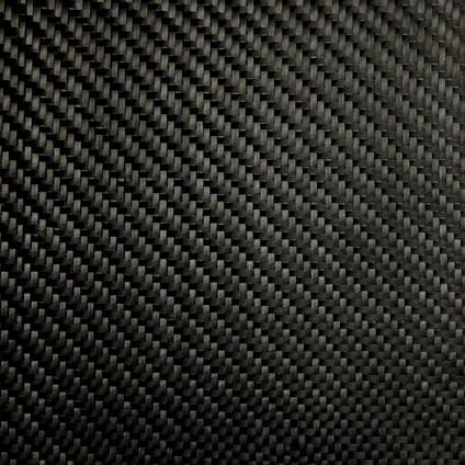 200g 2x2 Twill 3k Black Stuff Carbon Fibre Cloth Wide