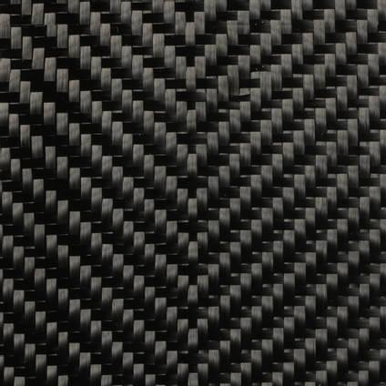 210g V-Weave 2x2 Twill 3k Carbon Fibre Cloth Closup