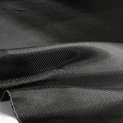 375g 5HS 6k Carbon Fibre Cloth Draped