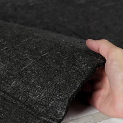 300g Carbon Fibre Non-Woven Mat in Hand