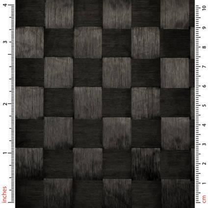 15mm Spread-Tow Plain Weave Carbon Fibre Cloth