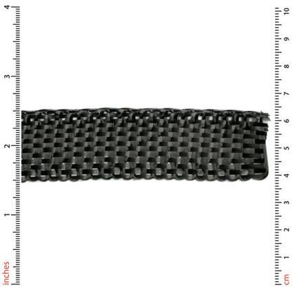 25mm Plain Weave Carbon Fibre Tape