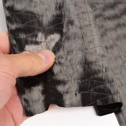 250g Unidirectional Carbon Fibre Cloth Fingers