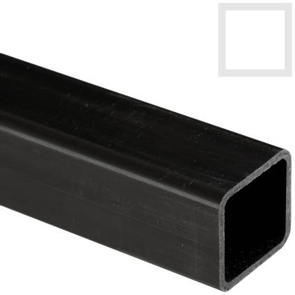 20mm (17mm) Carbon Fibre Square Box Section