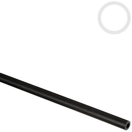 5mm (3mm) Pultruded Carbon Fibre Tube