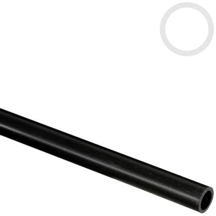 8mm (6mm) Pultruded Carbon Fibre Tube