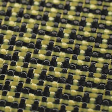 188g Plain Weave 3k Carbon Kevlar Cured Laminate Sample