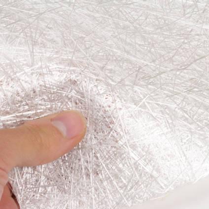 450g Emulsion Bound Chopped Strand Mat Fingers