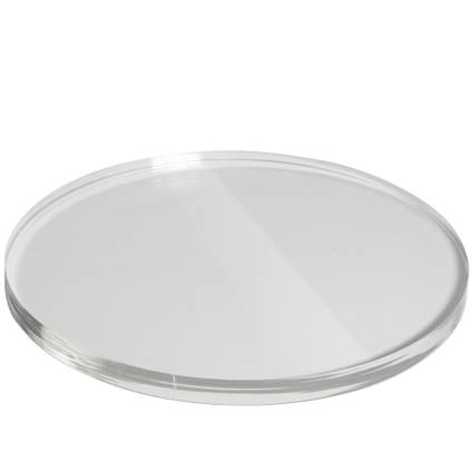 Clear Lid for DC26 Degassing Chamber