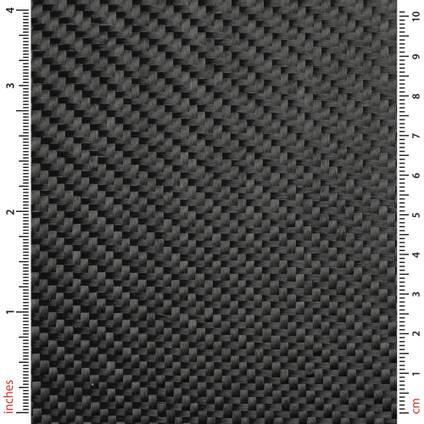 200g 2x2 Twill Black Diolen Cloth