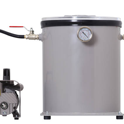 DS-26S Degassing System Front View