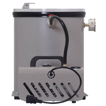 DS-26S Degassing System Side View