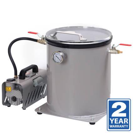 DS-26S Starter Vacuum Degassing System 26L