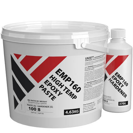 EMP160 High Temp Epoxy Moulding Paste 5kg Kit